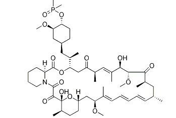 Deforolimus (Ridaforolimus)